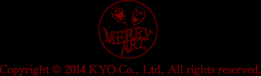 Copyright 2014 KYO Co.Ltd. All rights reserved.